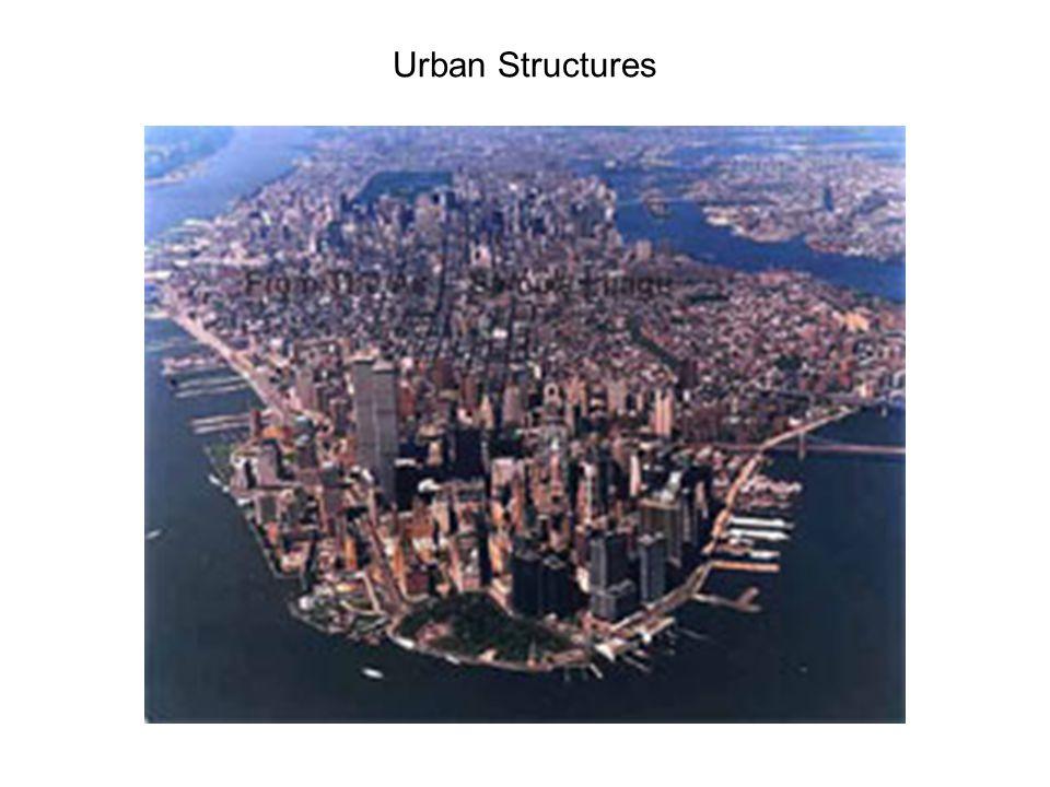 Urban Structures