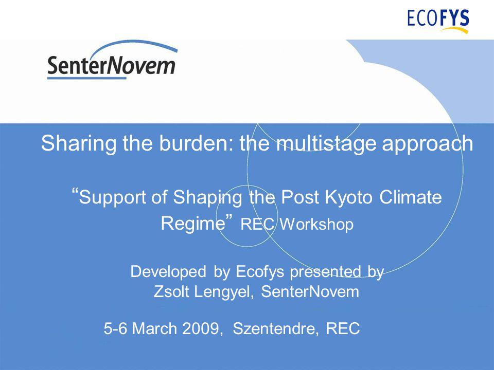5 March 2009, Szentendre, The Regional Environmental Center32 5.b.