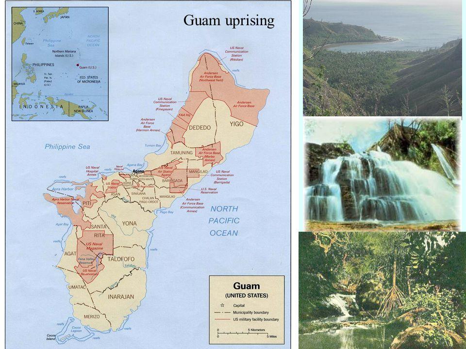 Guam uprising