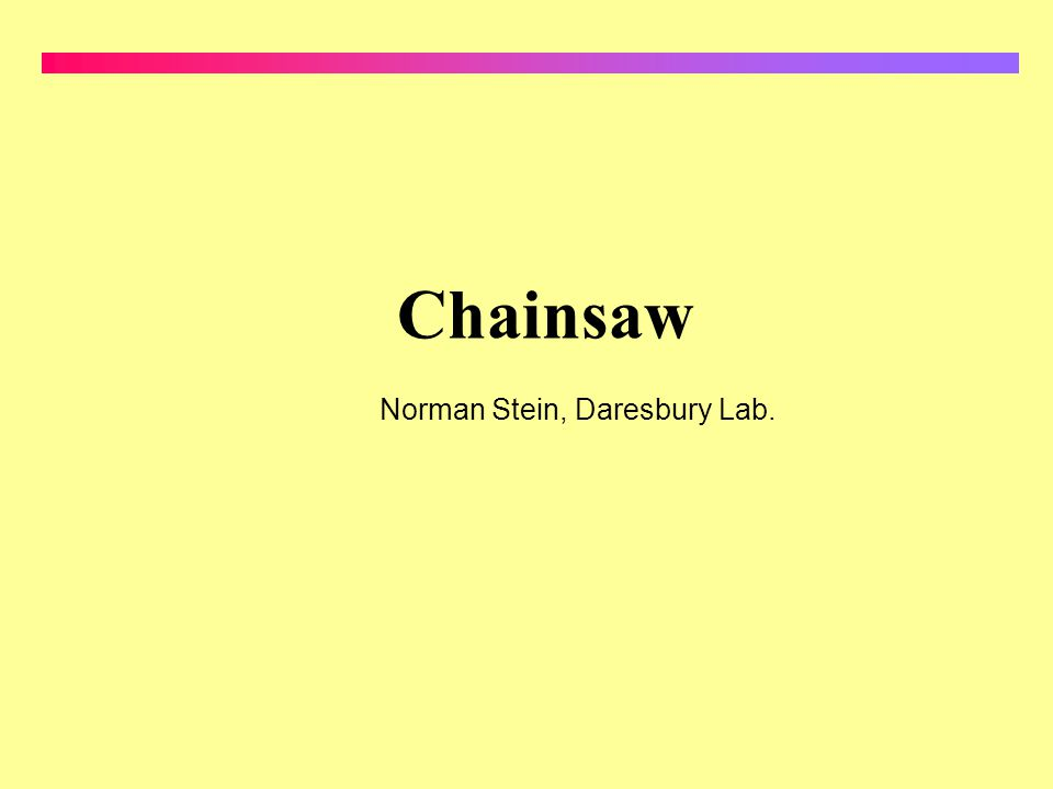 MR model preparation: chainsaw Molecular replacement model preparation utility that edits a PDB search model according to a sequence alignment.