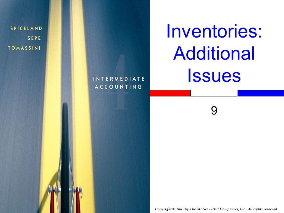 9-32 Retail Inventory Method - Average Cost x