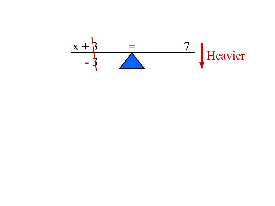 =x + 37 - 3 Heavier