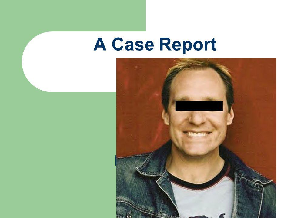 A Case Report