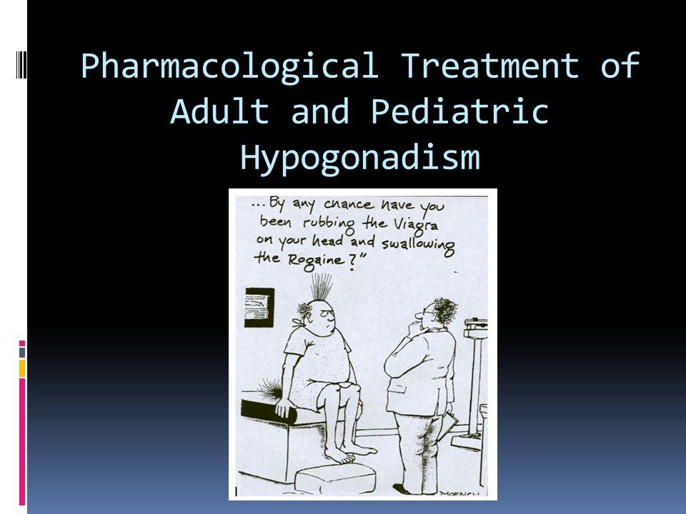 Causes of Secondary Hypogonadism Kallmann syndrome.