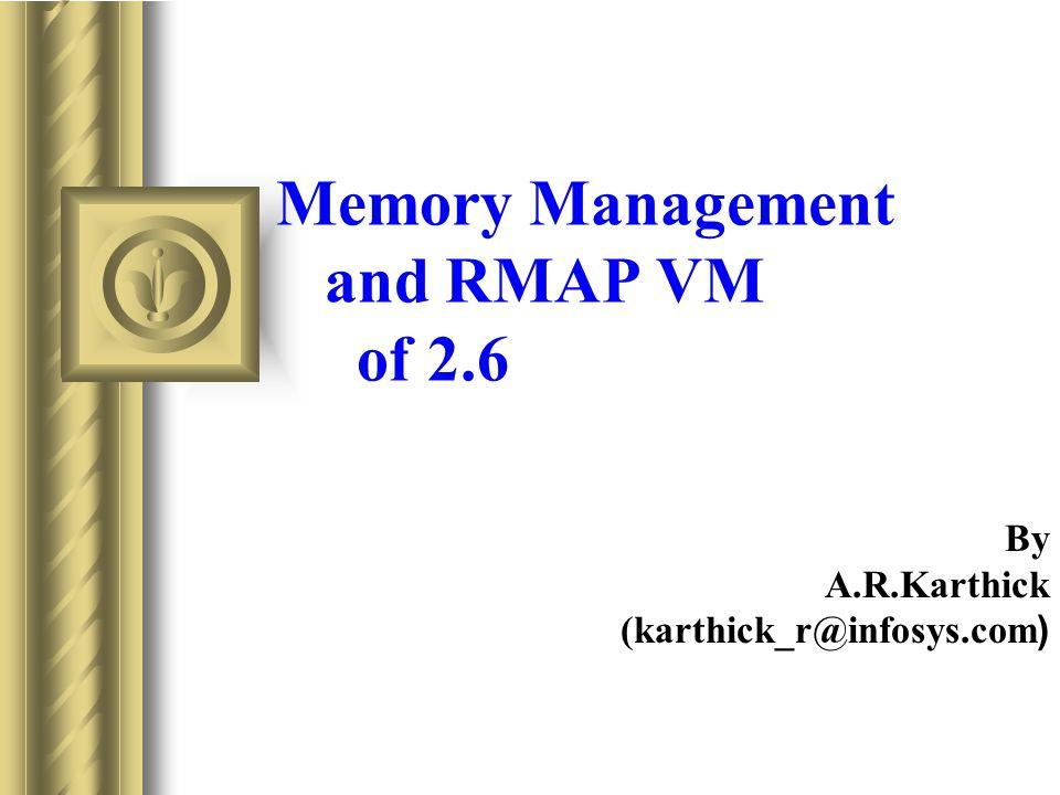 Memory Hierarchies L2 cache L1 cache RAM Hard Disk TIMETIME