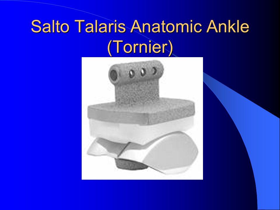 Salto Talaris Anatomic Ankle (Tornier)