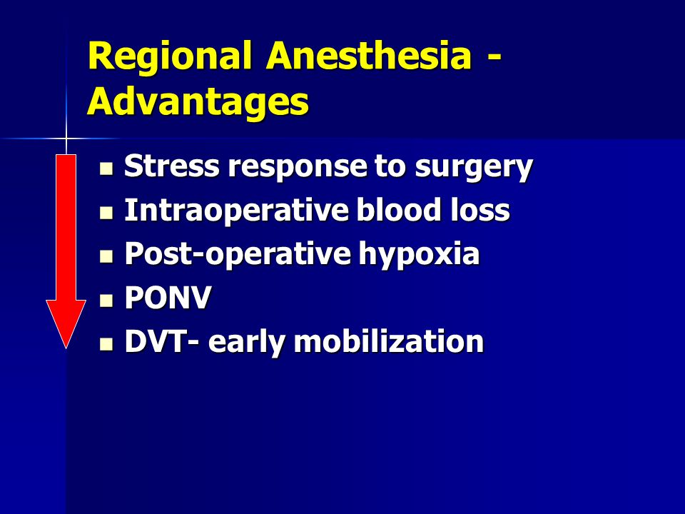 The choice of anaesthesia is determined by: i) surgical factors ii) Patients factors iii) Estimates of risk associated with anaesthesia techniques