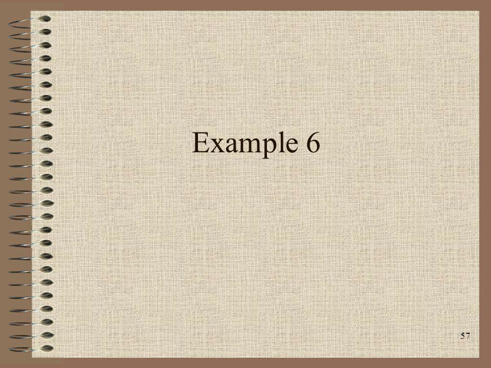 57 Example 6