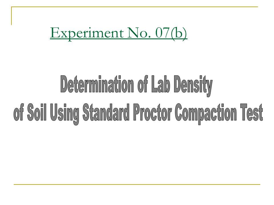 Experiment No. 07(b)
