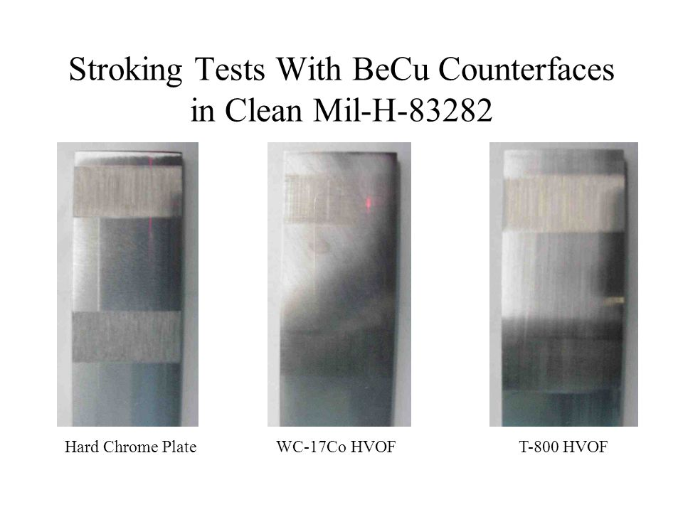 Corrosion Testing ASTM B-117 Testing Checked panels on a daily basis.001,.005,.010 coating thickness on coupons Testing ground vs.