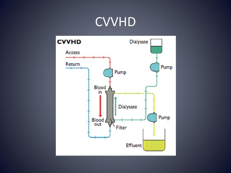 CVVHD