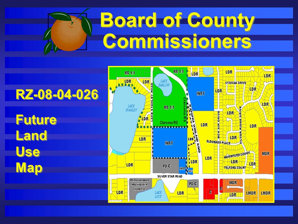 Board of County Commissioners RZ-08-04-026 Aerial Map RZ-08-04-026 Aerial Map