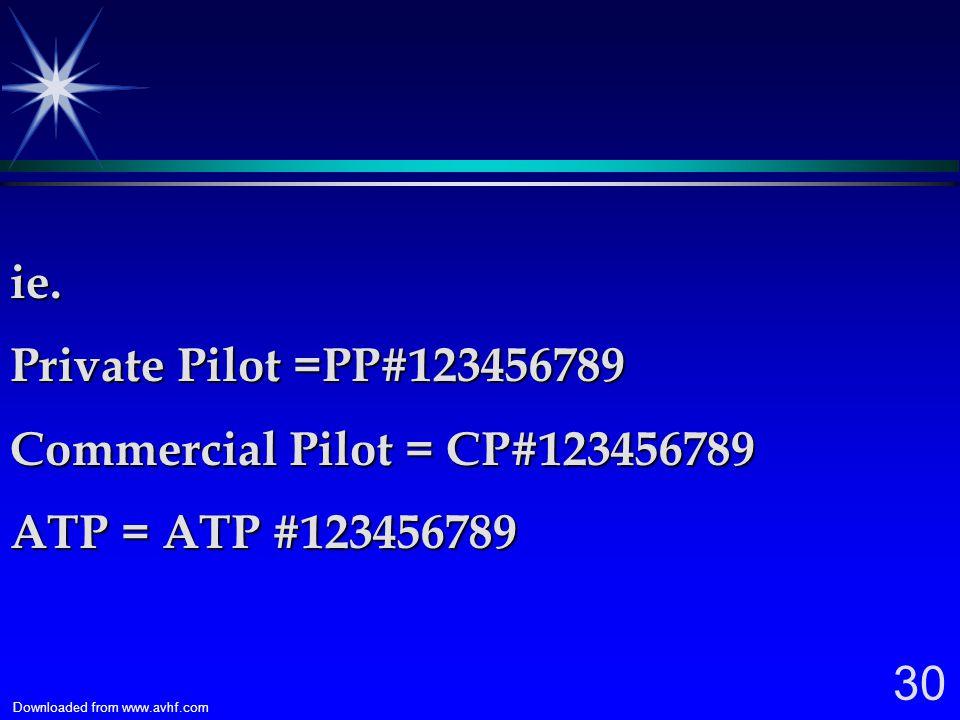 ¶A¶A¶A¶A description of the work performed. ËTËTËTËThe date of completion ÌTÌT otal Aircraft Time = TAT Í Your Í Your signature, certificate number, a