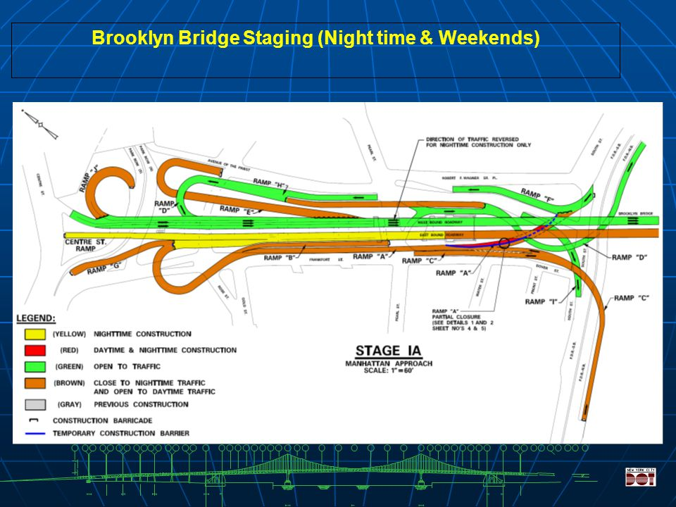 24 Weekend Full Closures Westbound Saturday 12:00 A.M.