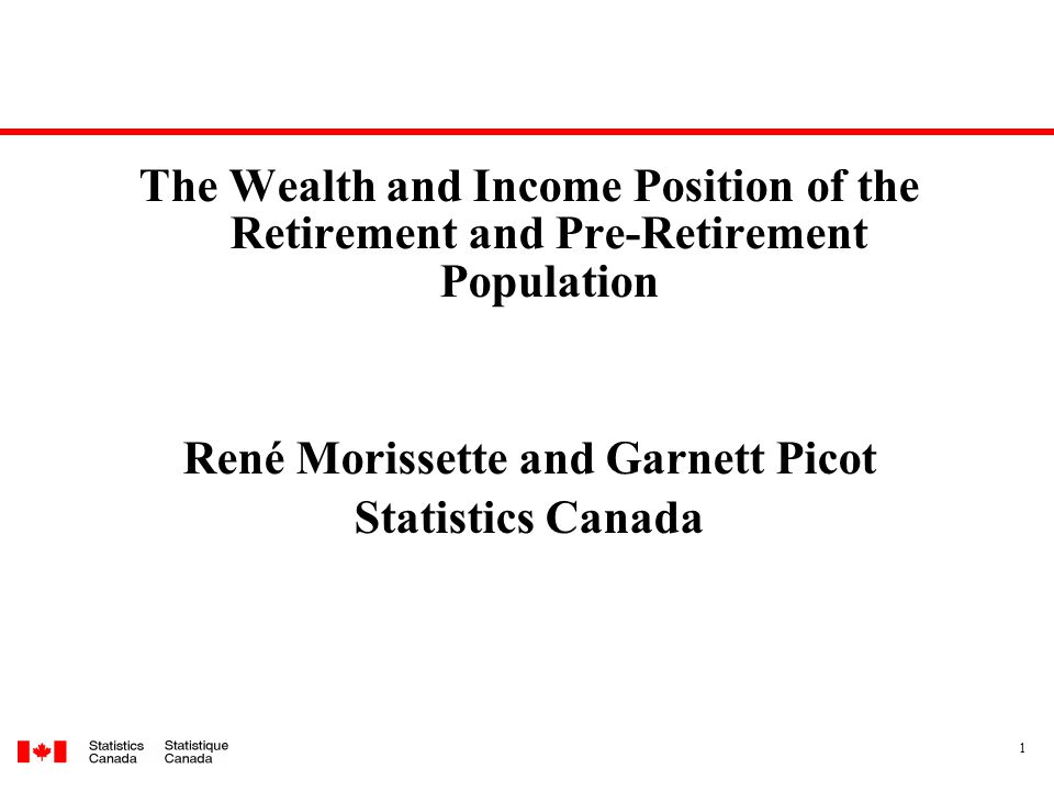 22 Summary u Replacement rates vary across the income distribution –Median replacement rate around 0.75 to 0.8 –Replacement rate of around 1.0 at bottom of distribution (public pensions) –Replacement rates at top much lower –Income inequality falls as cohorts age u But in middle quintile, one quarter have replacement rates below 0.6, in bottom quintile, 20% below 0.8 u More recent retirement cohorts have higher income levels than their predecessors, but similar replacement rates –But private pension coverage has been falling among younger workers u Poorer individuals have higher levels of income instability than richer early in retirement –As cohorts age, stable public pensions lead to more stability at bottom, and rich-poor gap in income in stability disappears