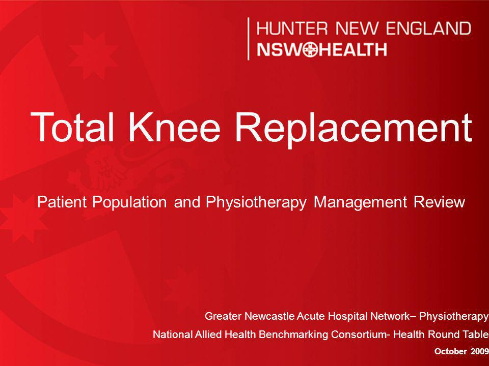 11 KNEE ROM OUTCOMES KNEE FLEXION Paired t-test statistical analysis identified the differences in flexion range of movement scores between all of the five time periods to be significantly different (p < 0.05)