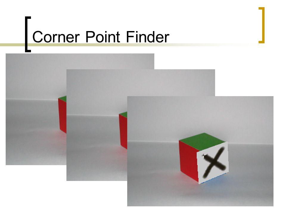 Corner Point Finder