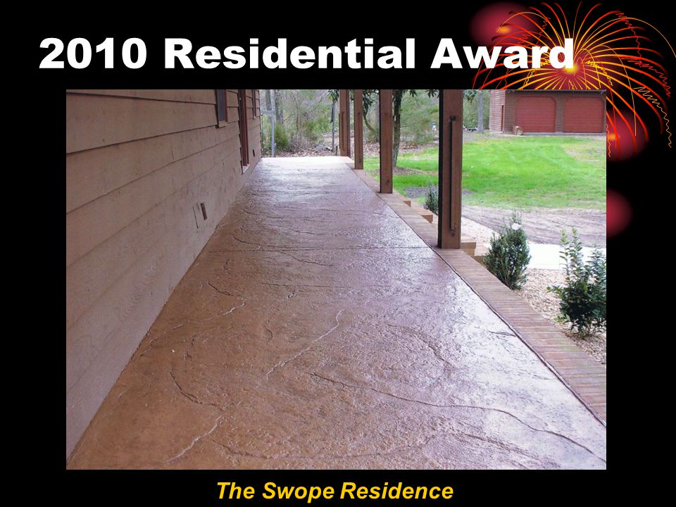 2010 Residential Award The Swope Residence