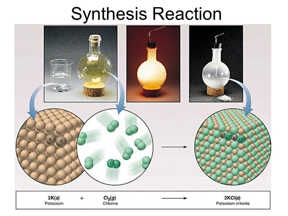 Synthesis Reaction
