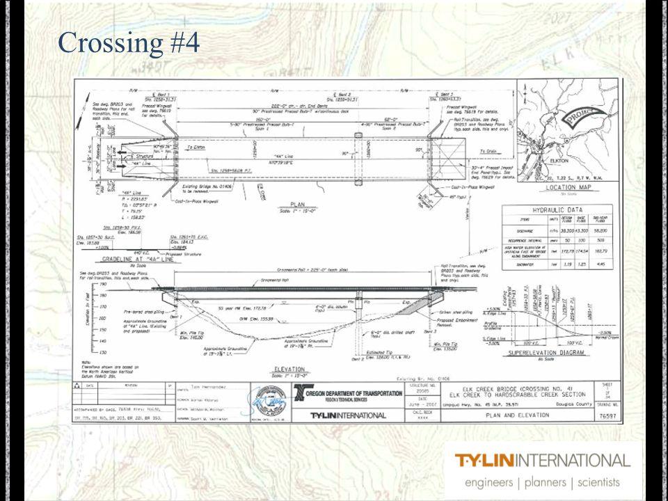 Crossing #4