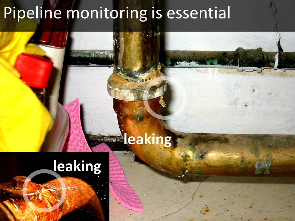 Motivation leaking Pipeline monitoring is essential