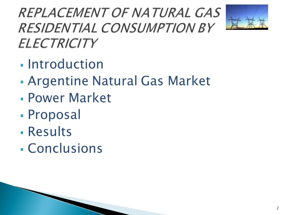 FIXED AND LOW RATES INSUFFICIENT INVESTMENTS FOR EXPLORATION AND DEVELOPMENT HIGH GROWTH RATES OF NATURAL GAS DEMAND NATURAL GAS RESERVES DECLINING NATURAL GAS PRODUCTION DECLINING DOMESTIC PRODUCTION OF NG UNABLE TO SUPPLY LOCAL DEMAND POWER PLANTS FORCED TO IMPORT LIQUID FUEL TO REPLACE THE LACK OF NG NEED TO IMPORT NATURAL GAS INCREASE GHG EMISSIONS NEGATIVE IMPACT IN ARGENTINE ENERGY TRADE BALANCE 3