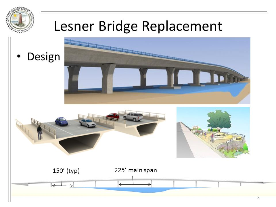 Lesner Bridge Replacement 9 Construction Staging