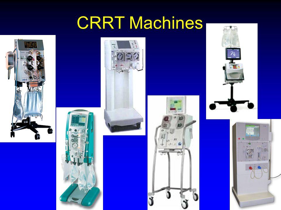 CRRT Machines