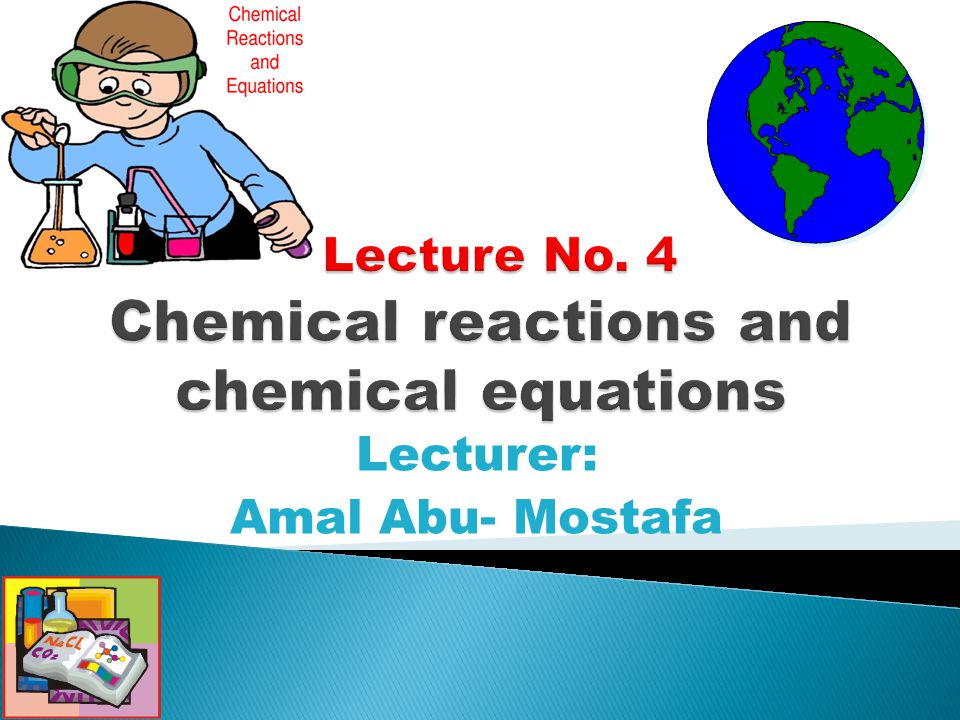 Lecturer: Amal Abu- Mostafa