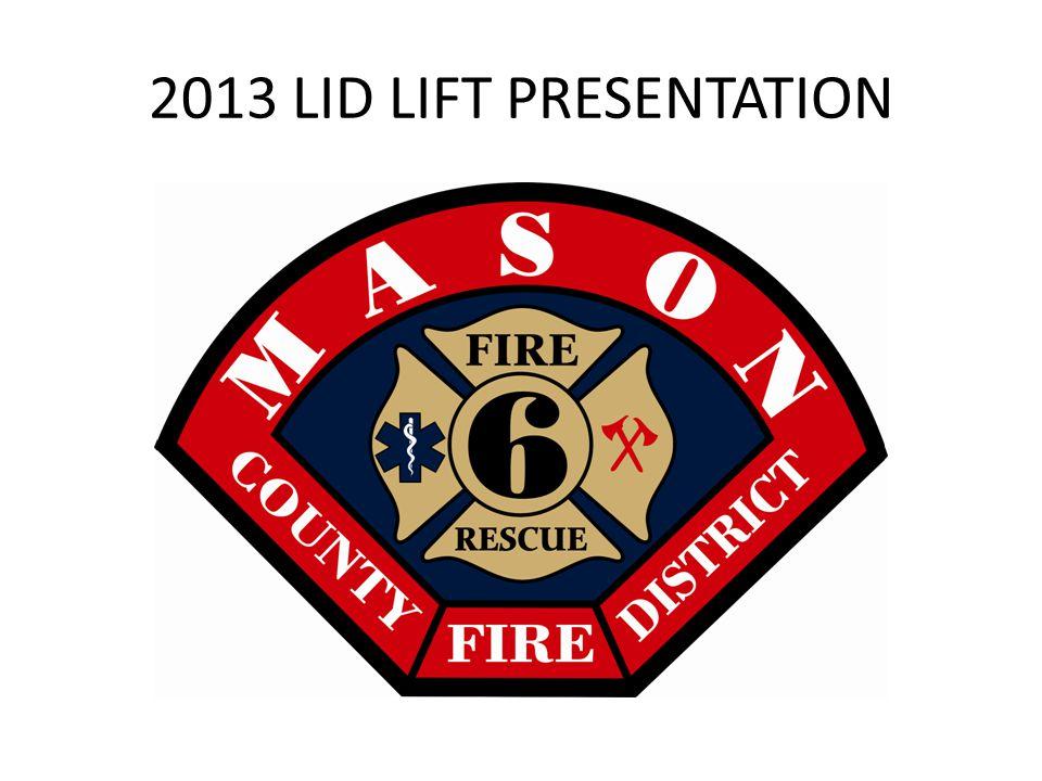 2013 LID LIFT PRESENTATION