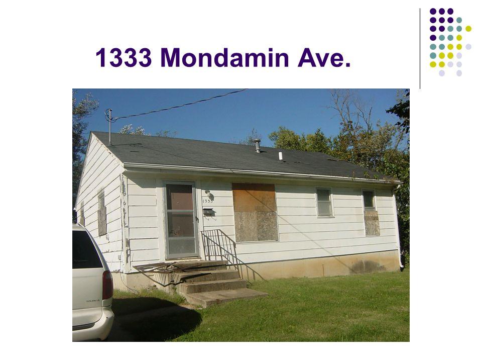 1333 Mondamin Ave.