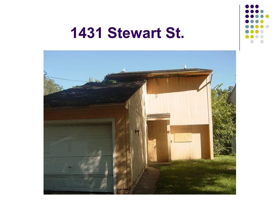 1431 Stewart St.