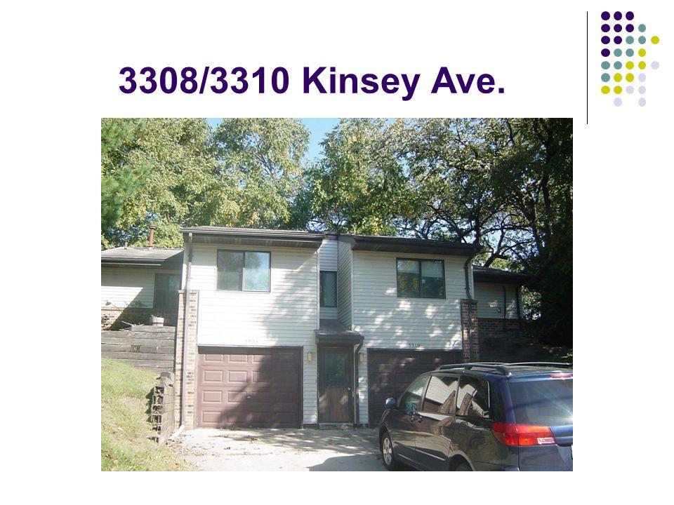 3308/3310 Kinsey Ave.