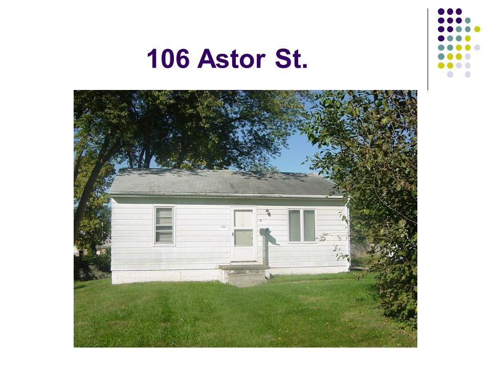 106 Astor St.