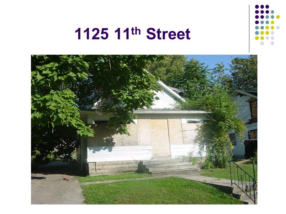 1125 11 th Street