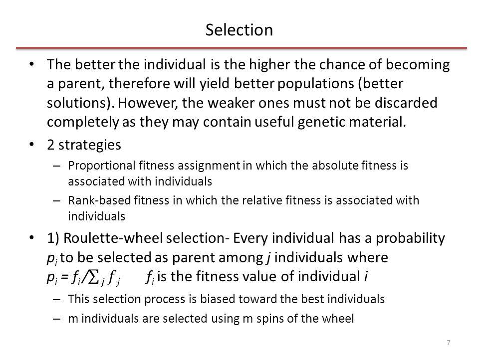 Selection 7