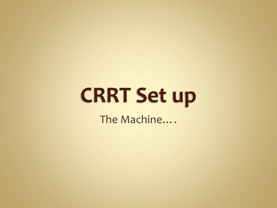The Machine….