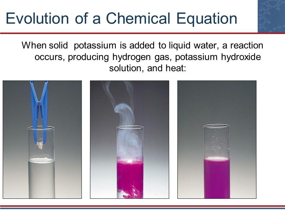 Decomposition Reactions Decomposition Reaction A compound breaks down into simpler substances: