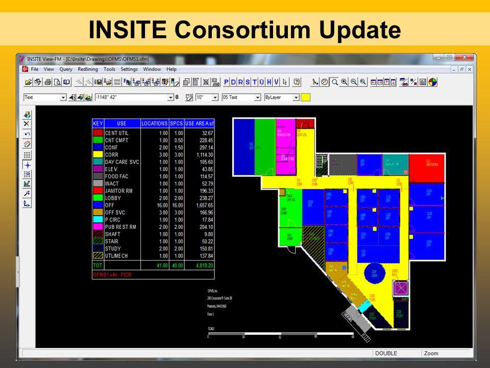 25 INSITE Consortium Update