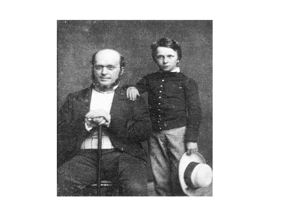 Henry James traveled extensively to Europe His love for European travel was instilled in him at a very young age