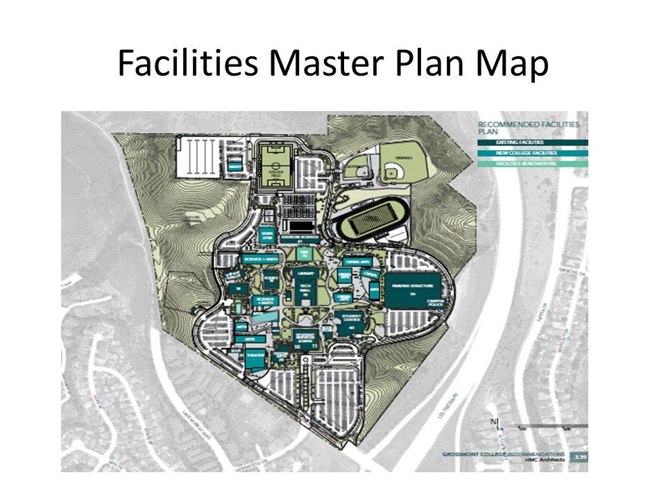Facilities Master Plan Map