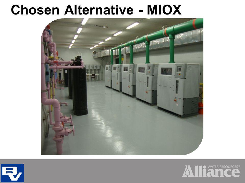 Chosen Alternative - MIOX