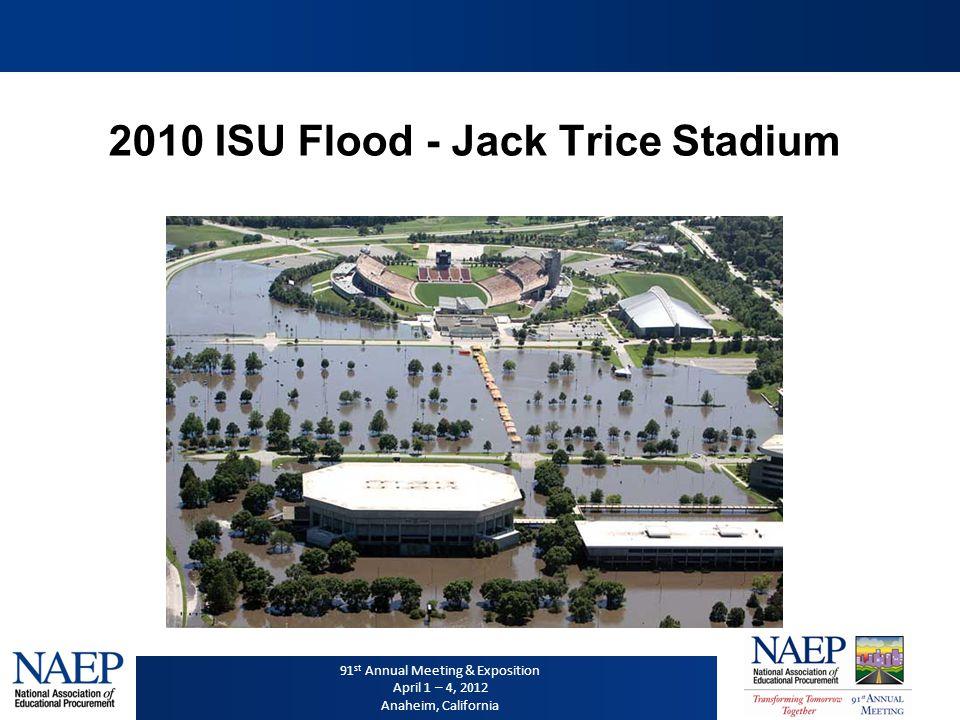 91 st Annual Meeting & Exposition April 1 – 4, 2012 Anaheim, California