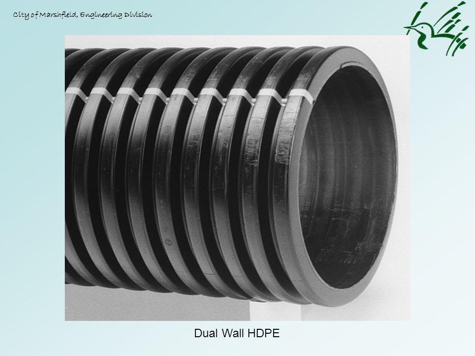 Dual Wall HDPE