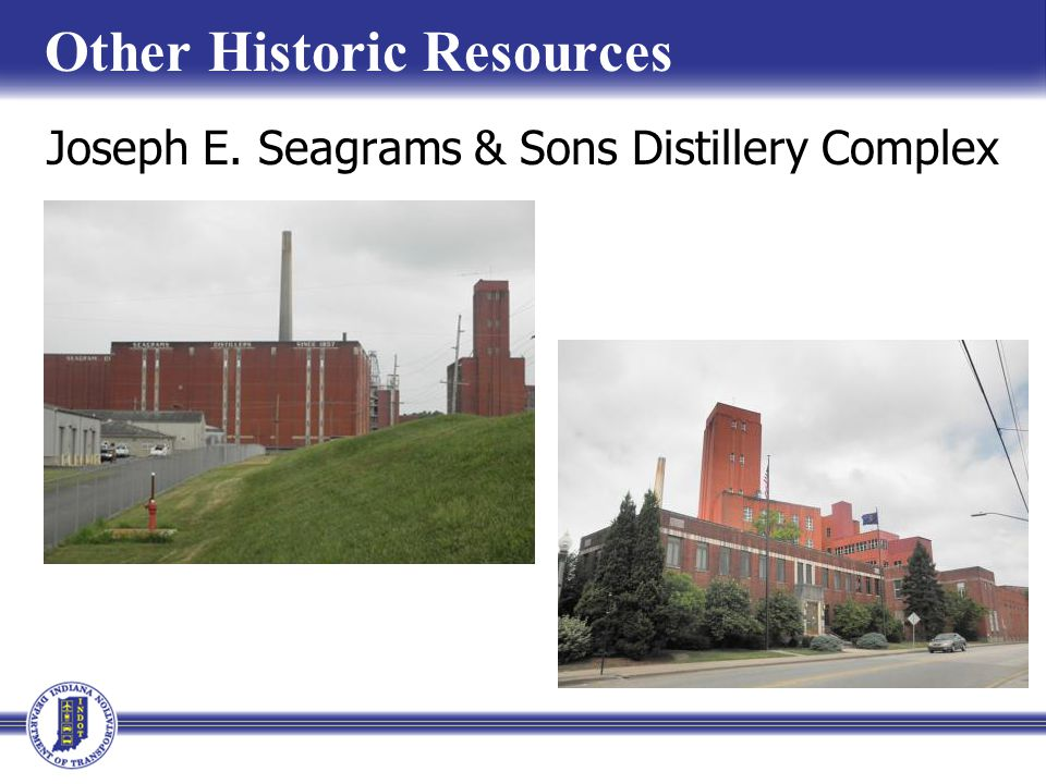 Joseph E. Seagrams & Sons Distillery Complex Other Historic Resources