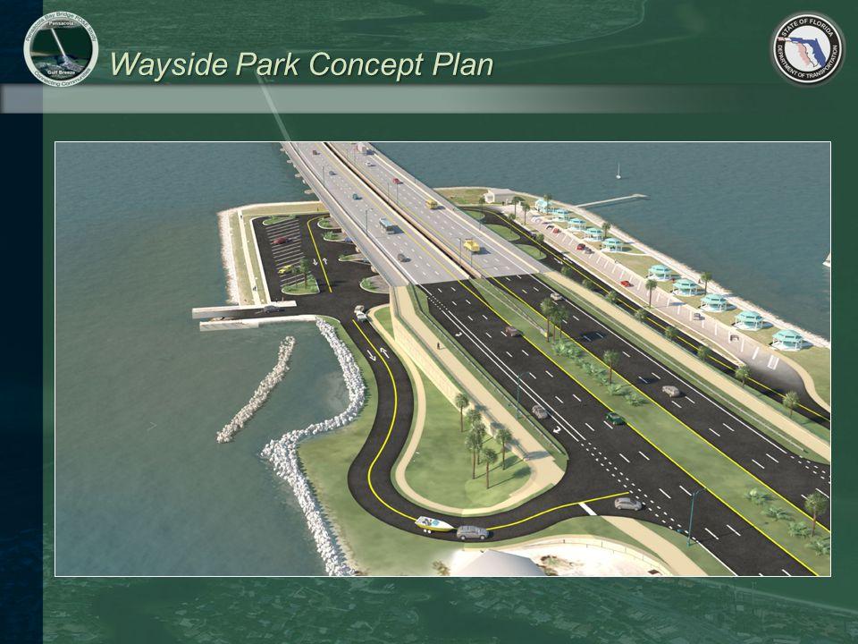Wayside Park Concept Plan