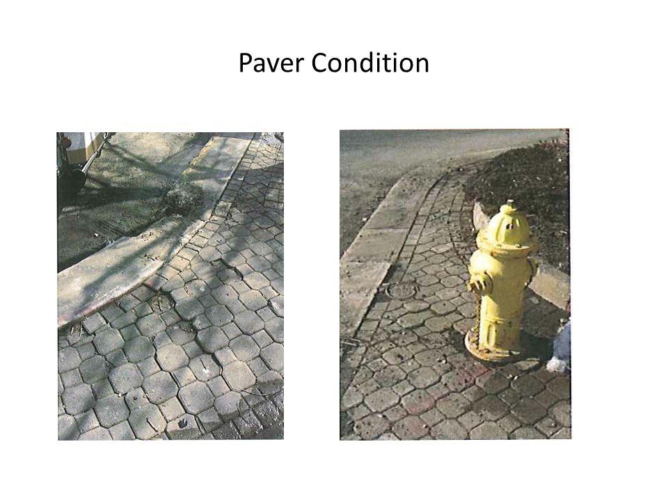 Paver Condition