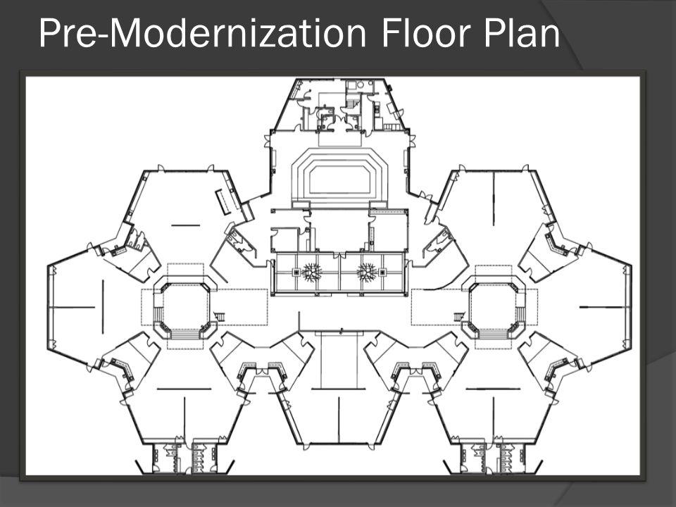 Pre-Modernization Floor Plan