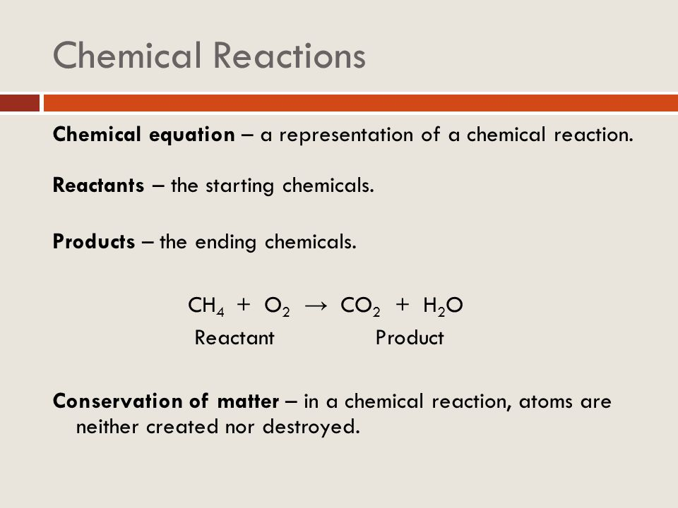 Reaction Types Double replacement reaction – a reaction in which two different compounds exchange positive ions and form two new compounds.