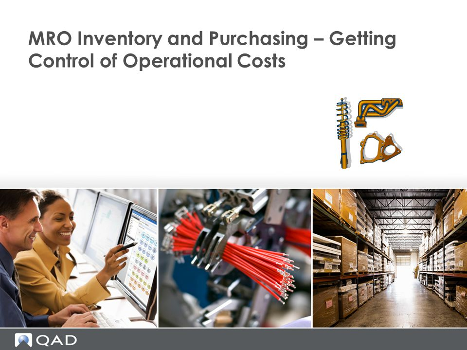 MRO Inventory and Purchasing – Getting Control of Operational Costs